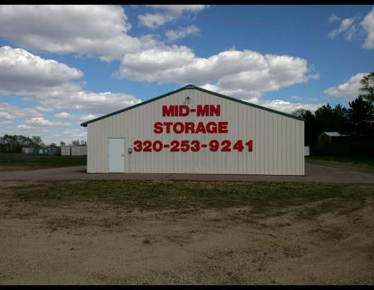 Mid Minnesota Storage Storage Container Sales and Rentals