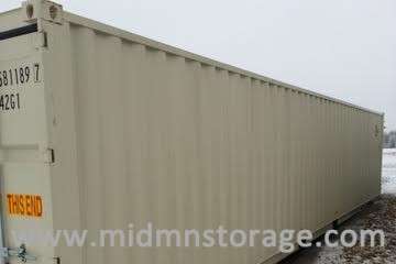 Mid Minnesota Storage Storage Container Sales and Rentals